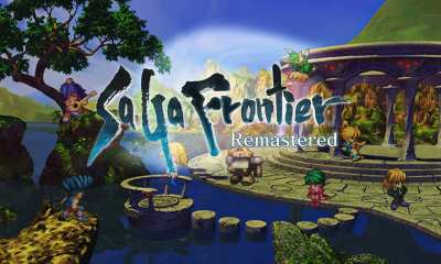 Saga Frentier Remastered.