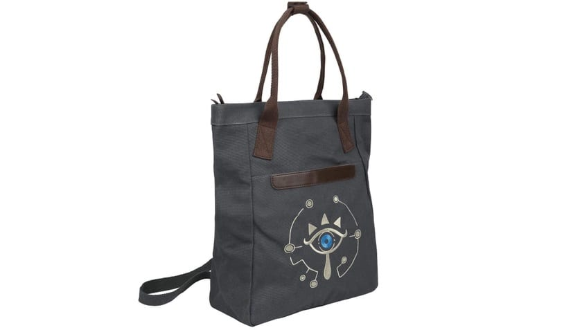 sheikah bag