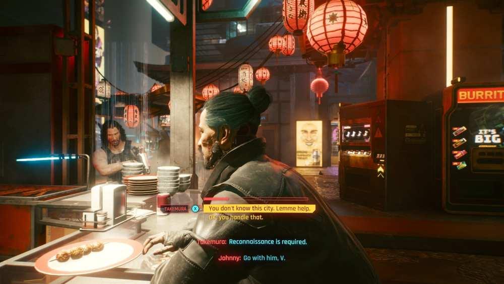 cyberpunk 2077 gimme danger