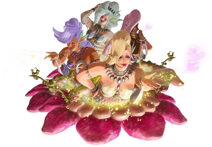 Age of Calamity Fairies
