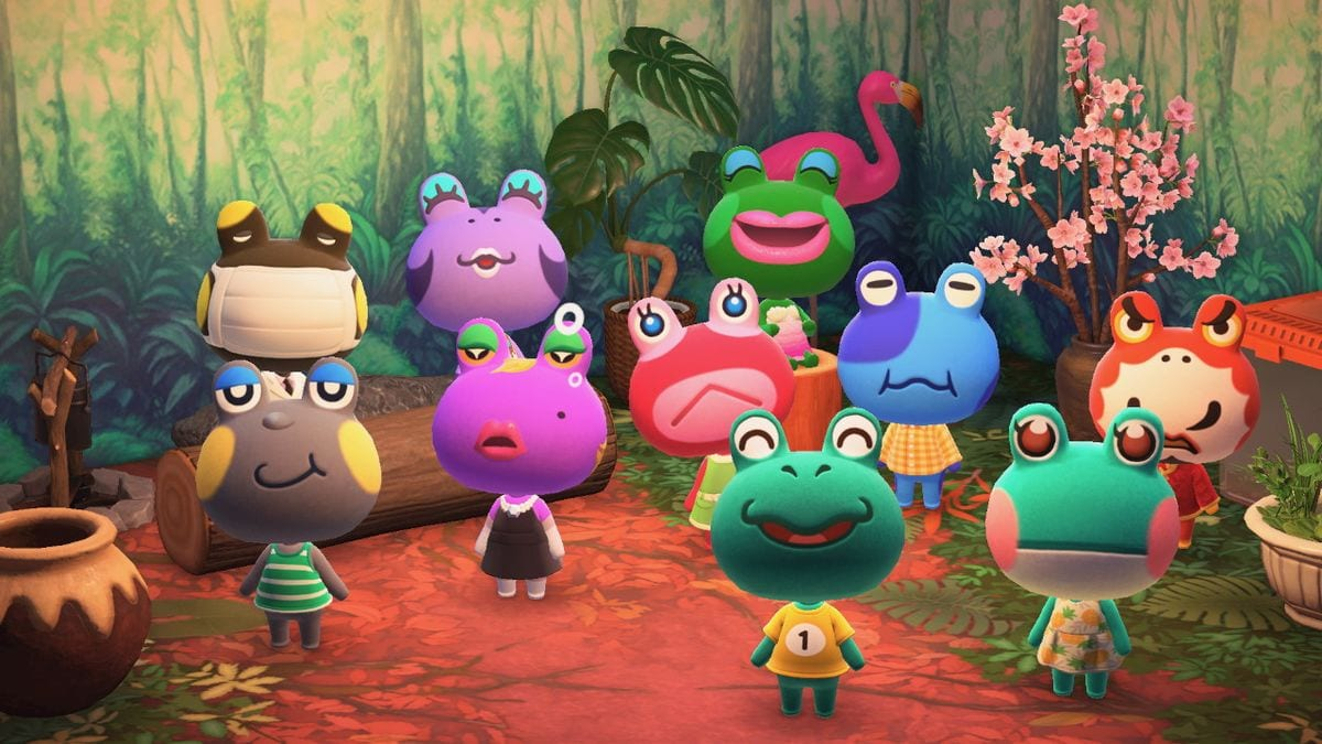 Which Animal Crossing Frog Villager Are You? Take This ...