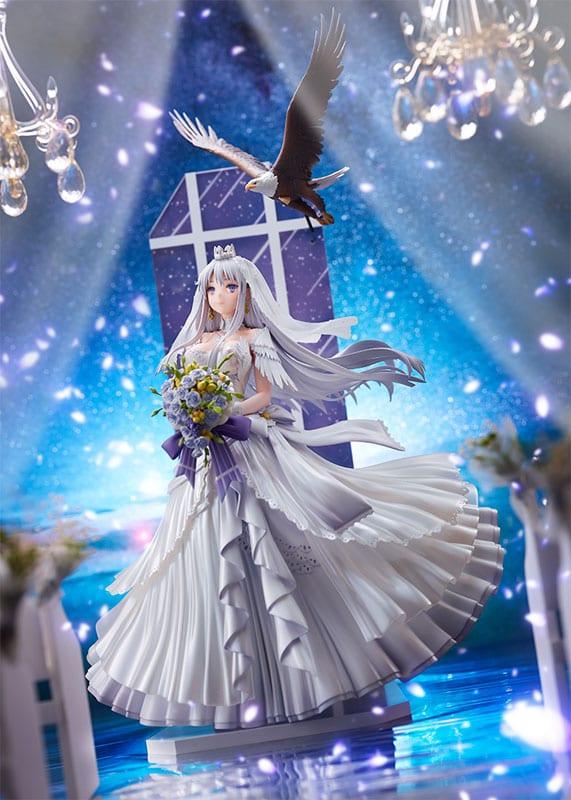 Azur Lane Reveals Beautiful Enterprise Marriage ceremony Gown Determine by Knead 1