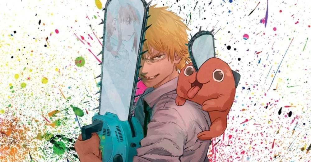 new anime 2021 chainsaw man