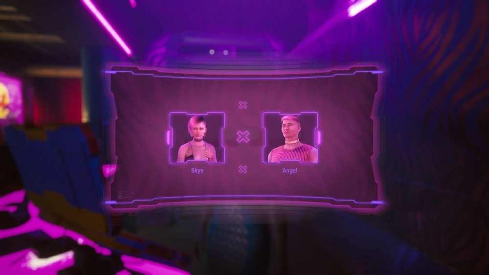 cyberpunk 2077 automatic love