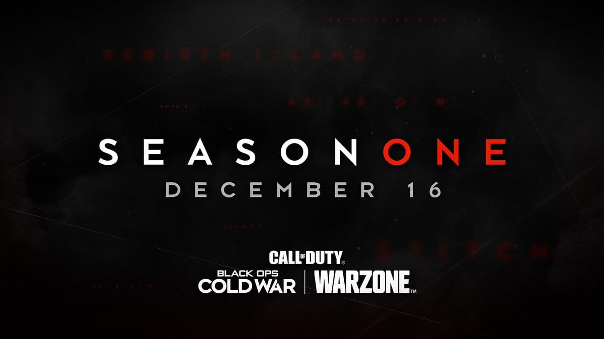 Black Ops Chilly Conflict Season One Delayed By a Week; New Warzone Map Confirmed 1