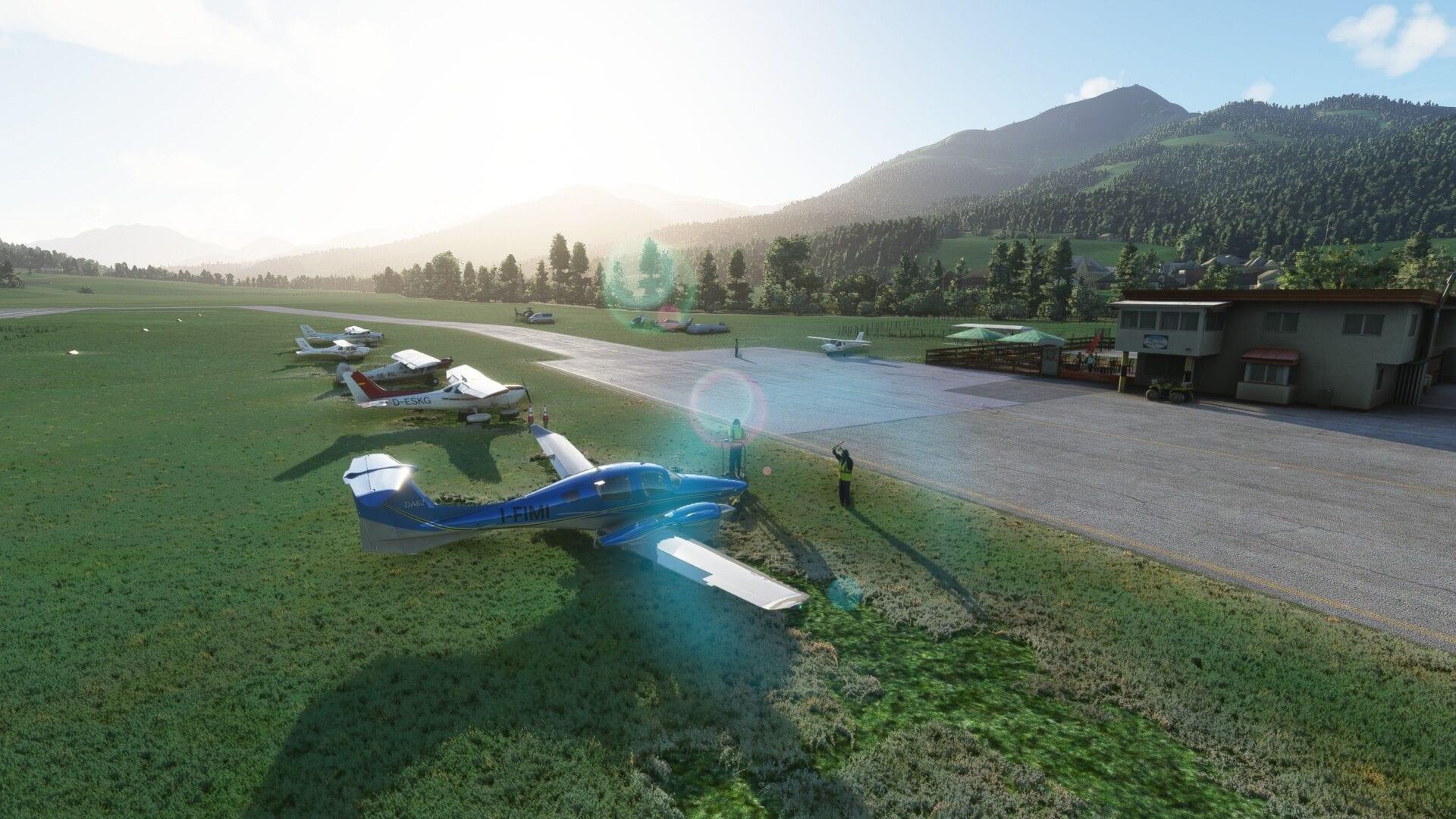 Sankt Johann for Microsoft Flight Simulator Critic Review