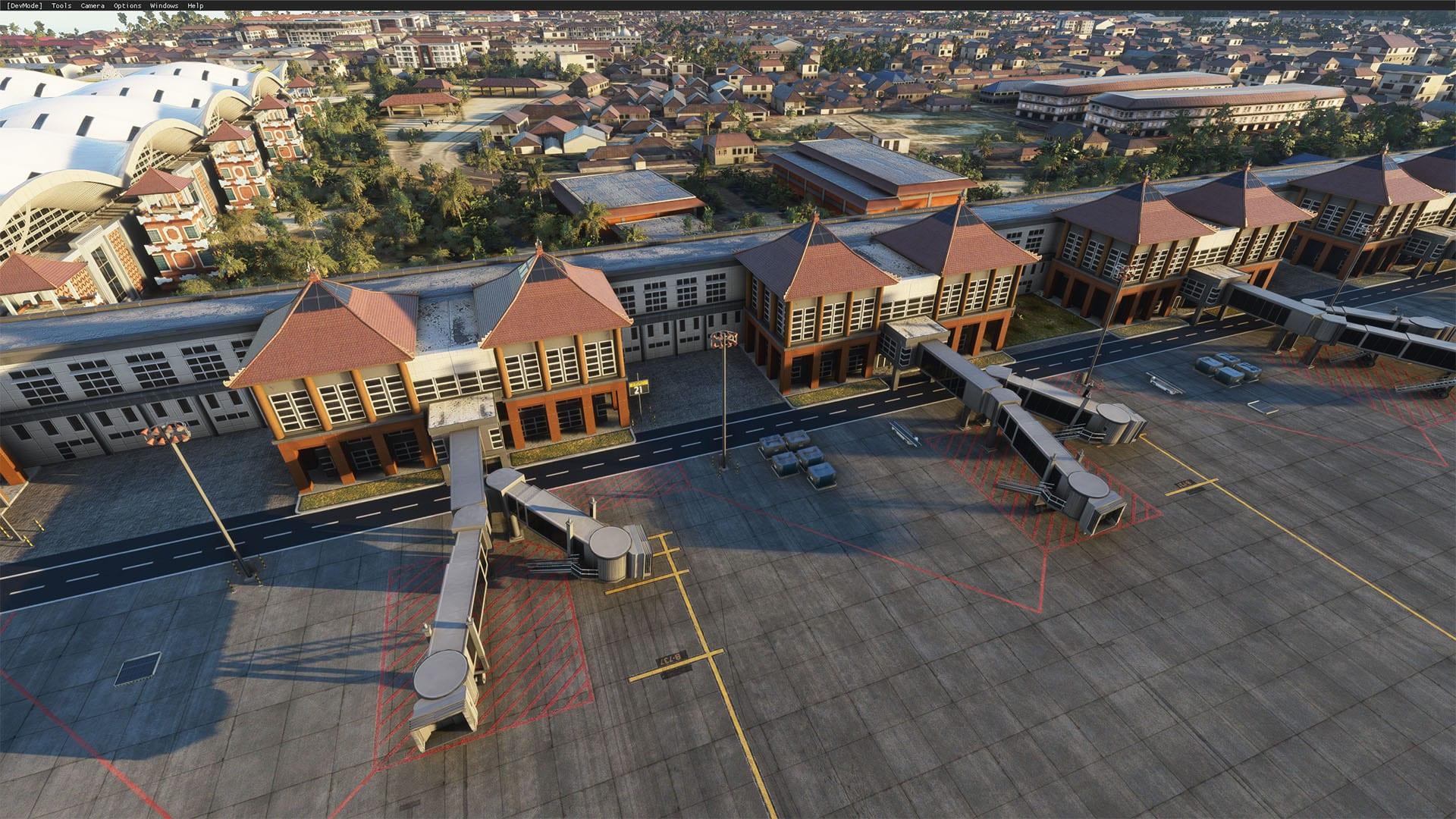 Microsoft Flight Simulator Bali Airport Add-On Announced ...