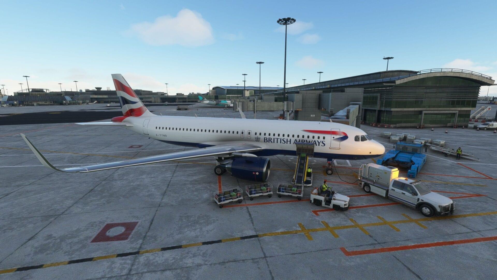Dublin for Microsoft Flight Simulator Critic Review