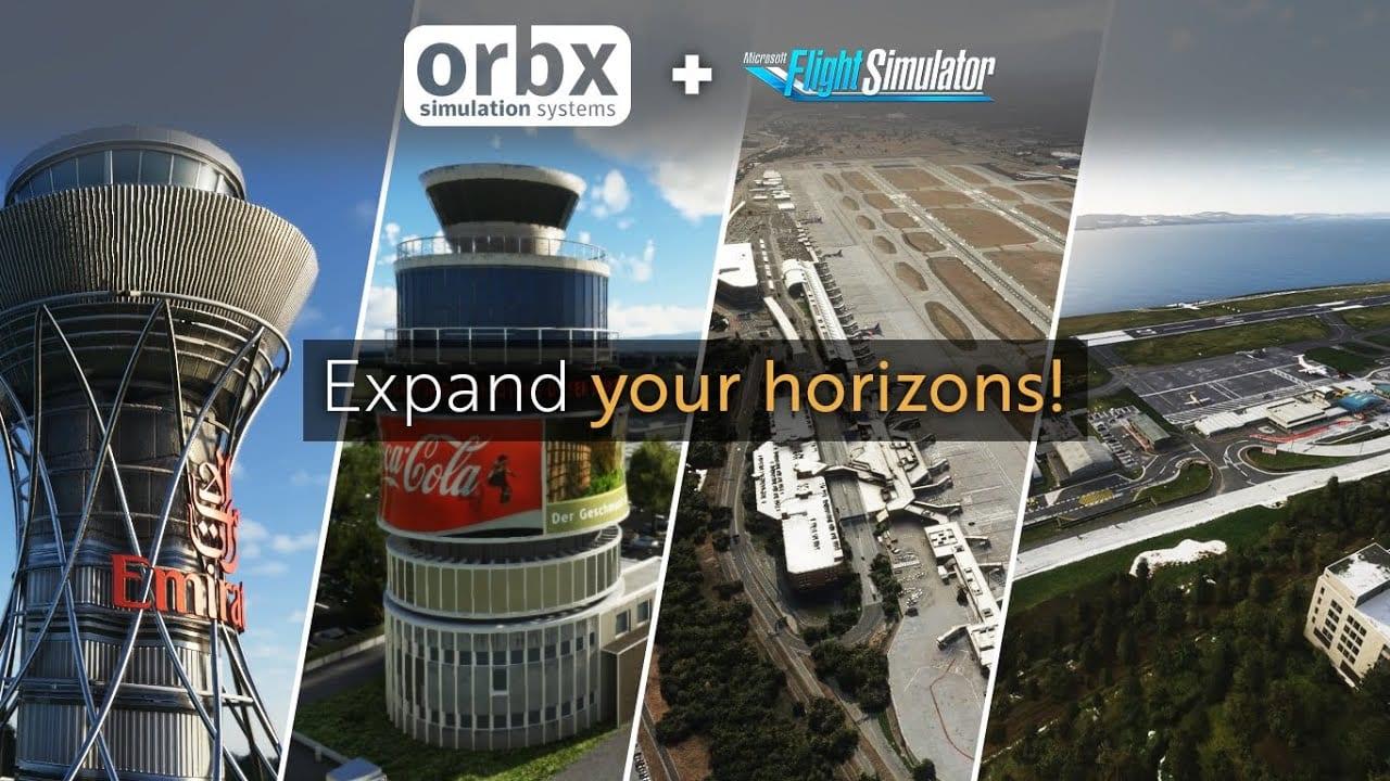 Microsoft Flight Simulator Add-On Dev Orbx Introduces New Studio & Simworks' Maia-Vilar de Luz Airport 1