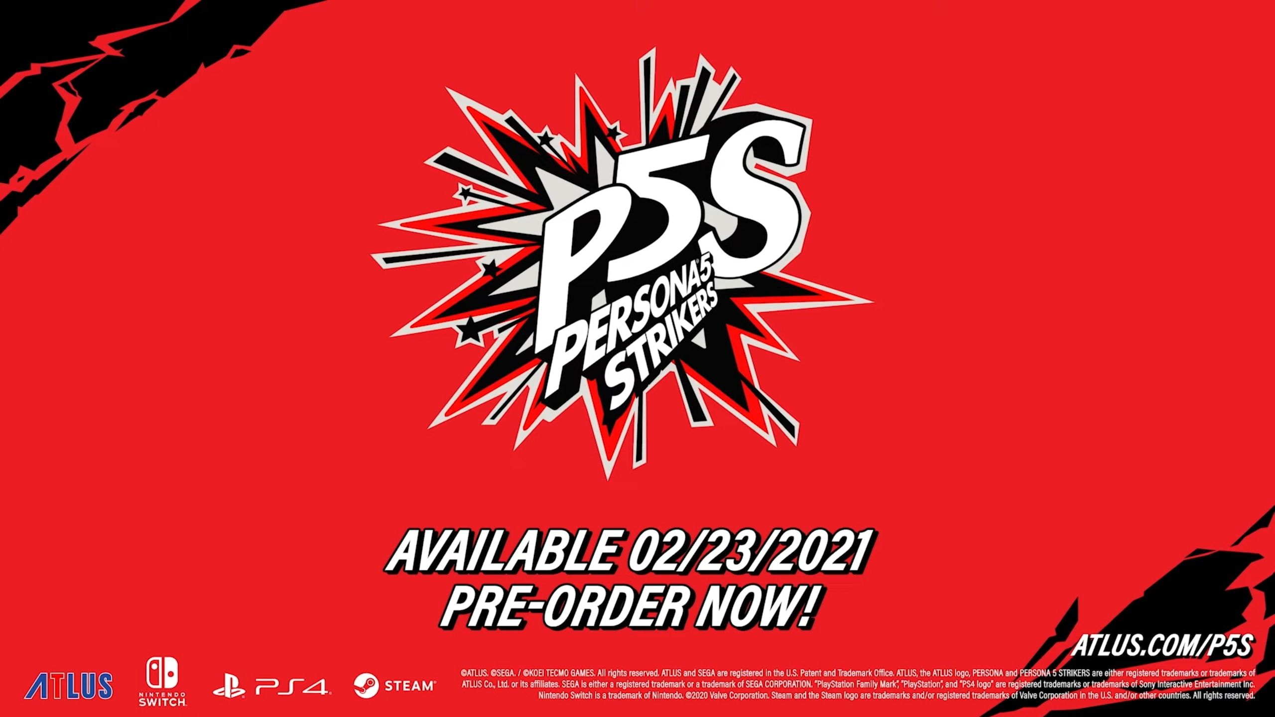Persona 5 Strikers for PS4, Change, & PC Getting Western Launch in February 2021 [UPDATED] 1