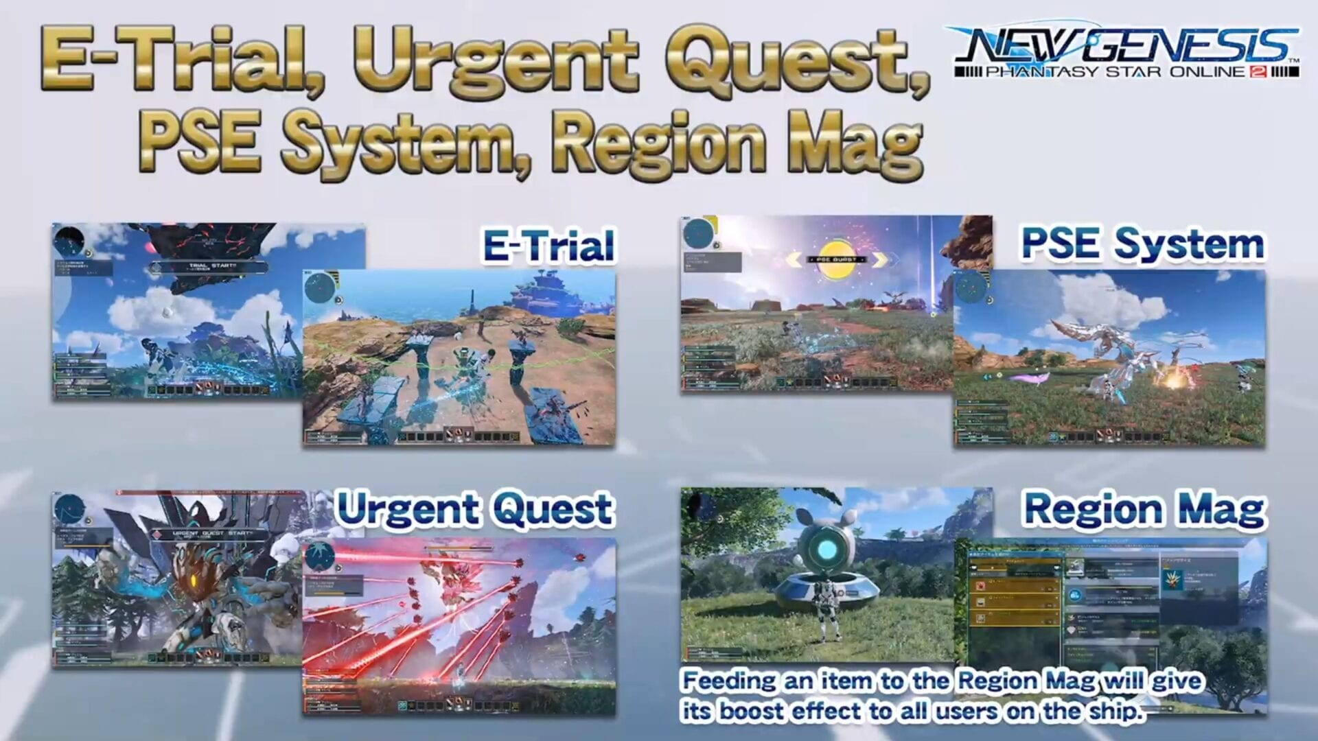 Phantasy Star On-line 2: New Genesis Will get Tons of Superior Gameplay & Particulars; New PSO2 Engine Revealed 3