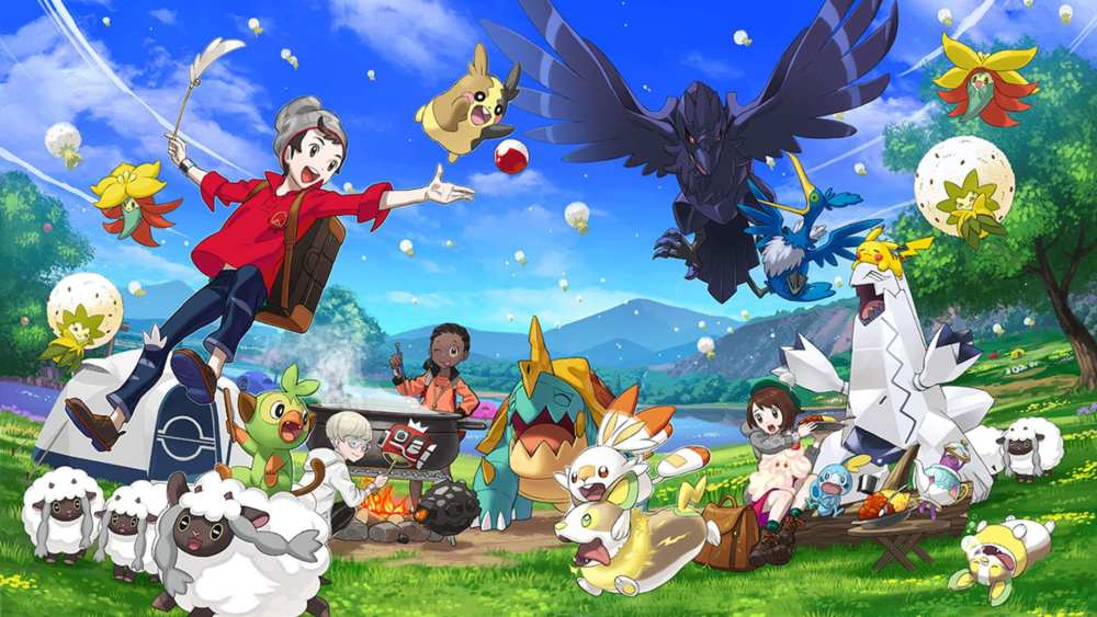 Pokemon, video game anniversaries in 2021
