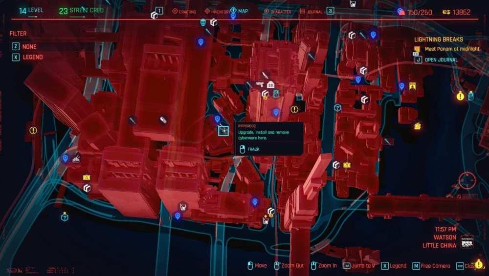 cyberpunk 2077 double jump