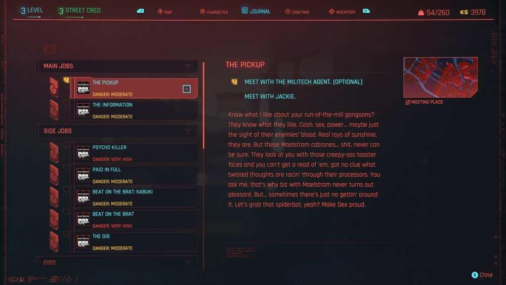 level up fast cyberpunk 2077