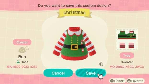 Elf Sweater