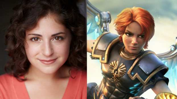 Meet The Voice Actors Of Immortals Fenyx Rising S Voice Cast The buzz on maggie is an american animated television series created by dave polsky for disney channel. voice actors of immortals fenyx