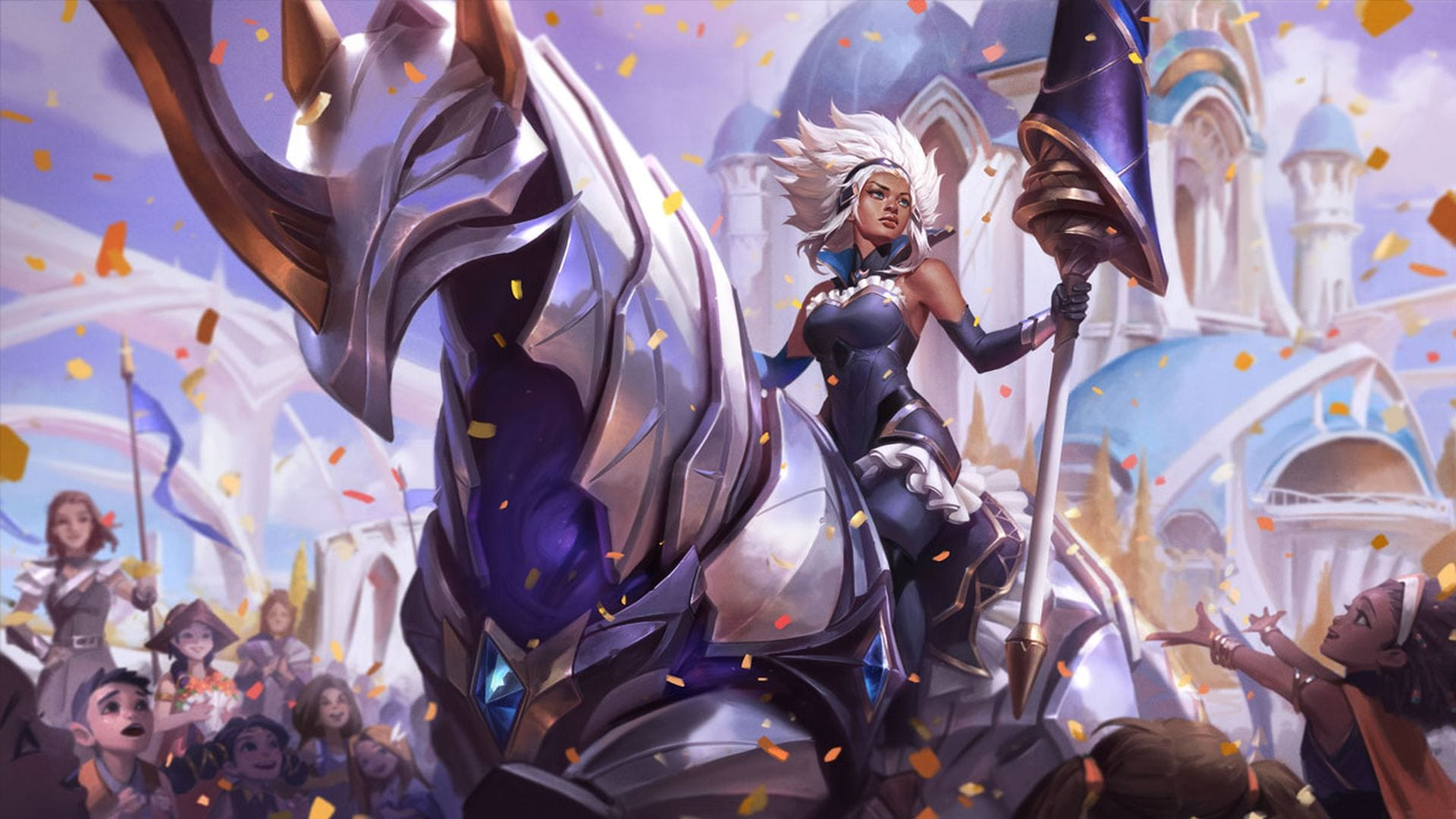 Riot Is Making a League of Legends MMO, In keeping with a Studio Government 1