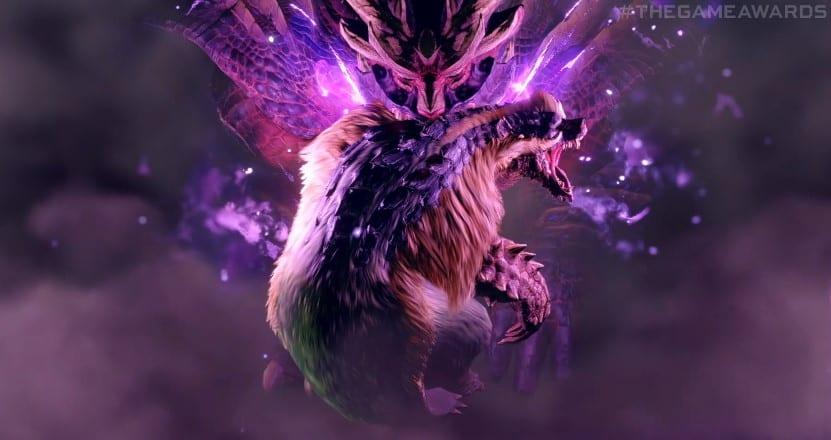 New Monster Hunter Rise Trailer Debuts at The Sport Awards 1