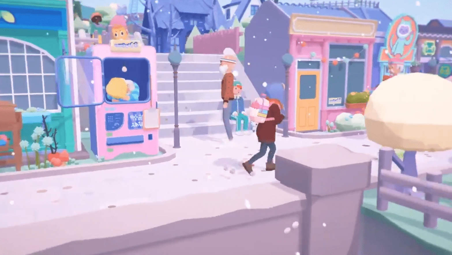 Newest Ooblets Replace, Coldyrain, Provides Snowy Climate & New Pal 1