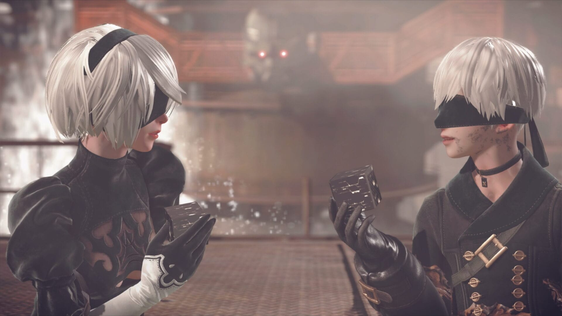NieR: Automata's 'Remaining Secret' Lets You Skip the Entire Recreation After the First Boss 1