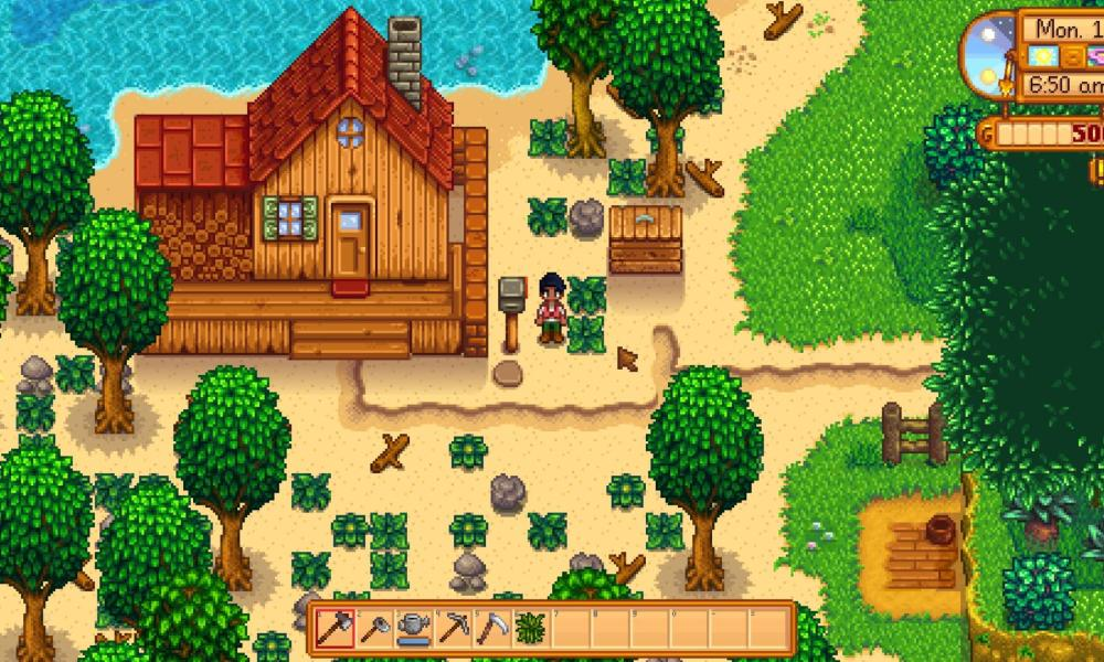 Stardew Valley Update 1.5 for Consoles Submitted for Certification, Should Drop in the Next 2 Weeks