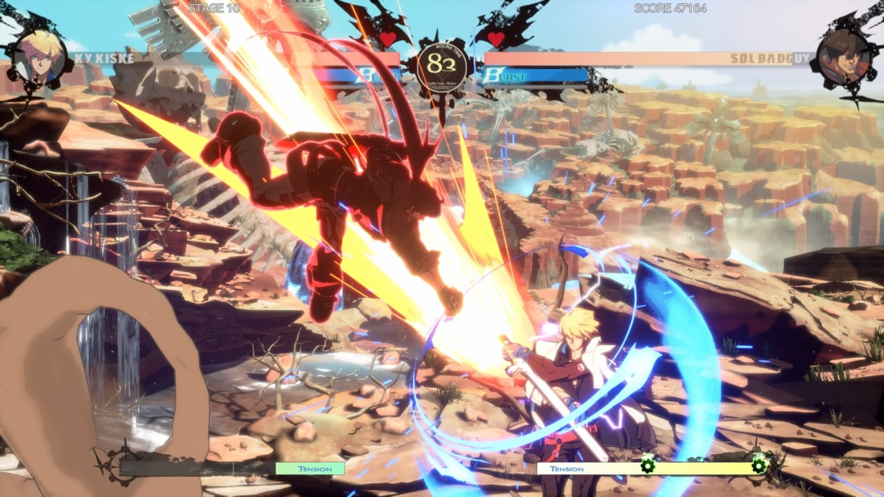 Guilty Gear -Strive- for PS5, PS4, & PC Gets Screenshots & Details About  Single-Player & Offline Modes