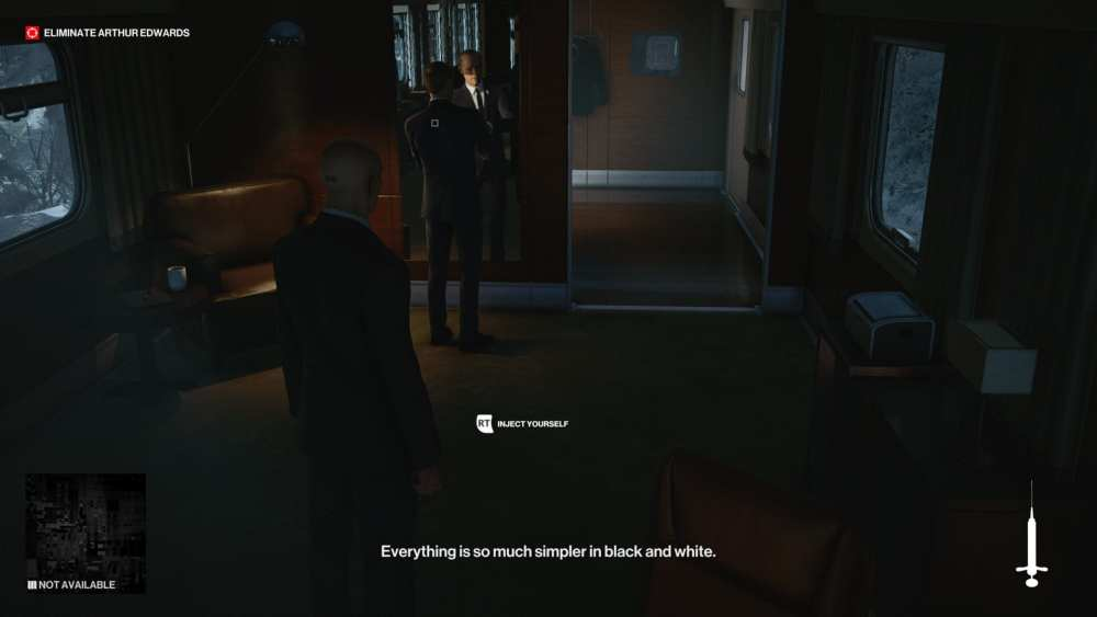 hitman 3 a new father