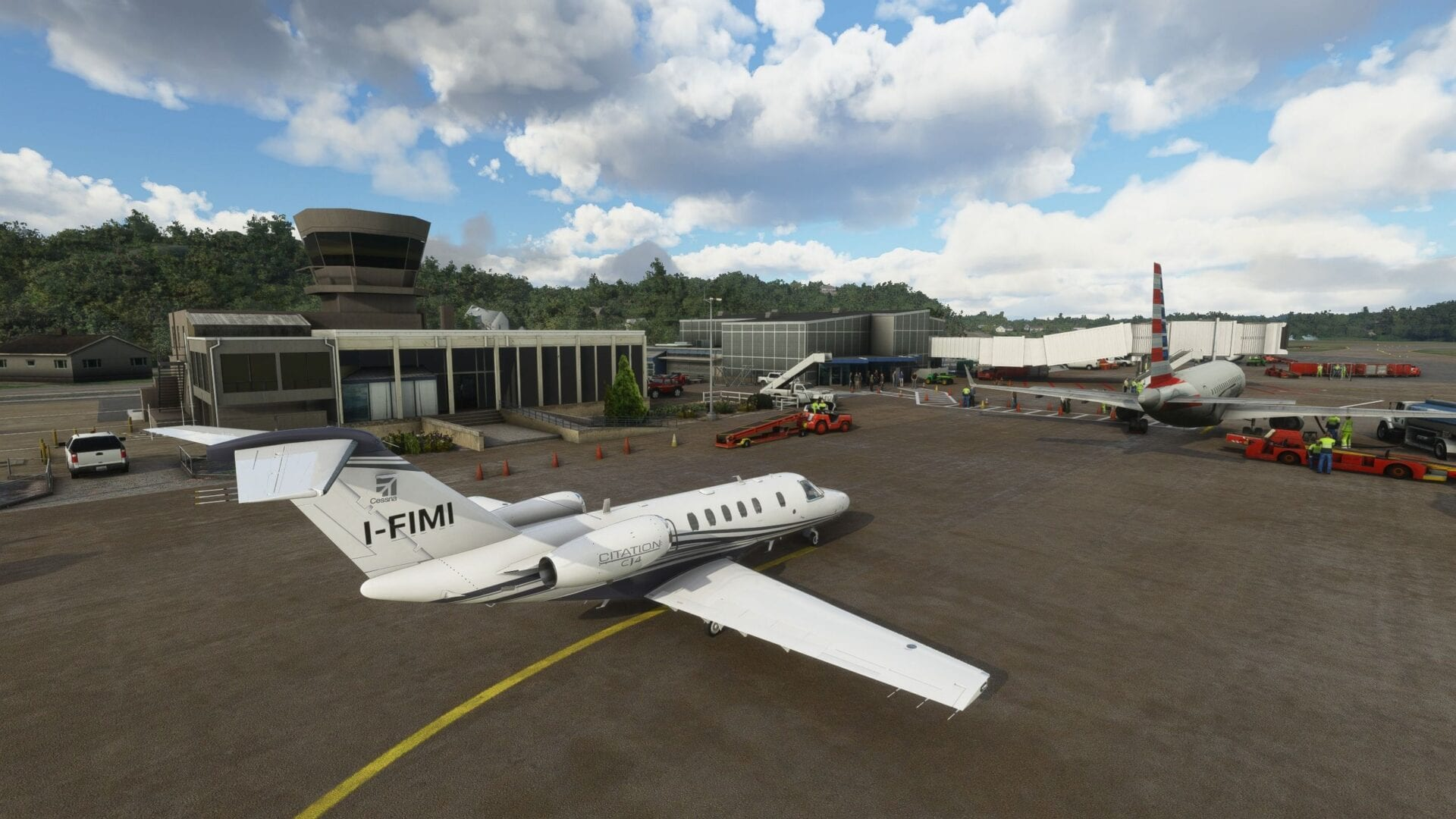 Tweed New Haven Airport for Microsoft Flight Simulator Critic Review