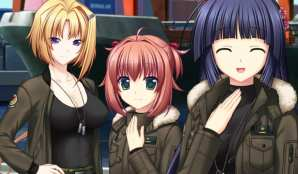 Muv-Luv Unlimited:第二天