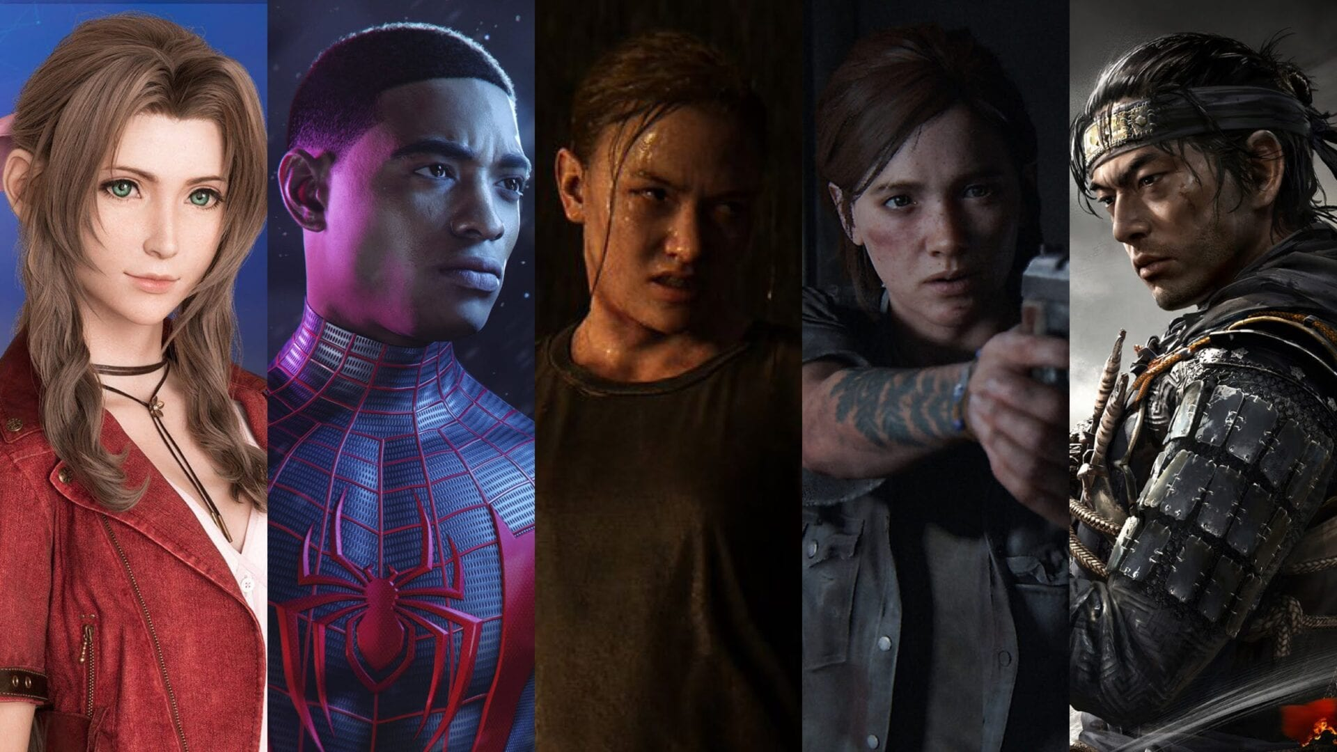 Best Video Game Performances & Voice Acting of 2020