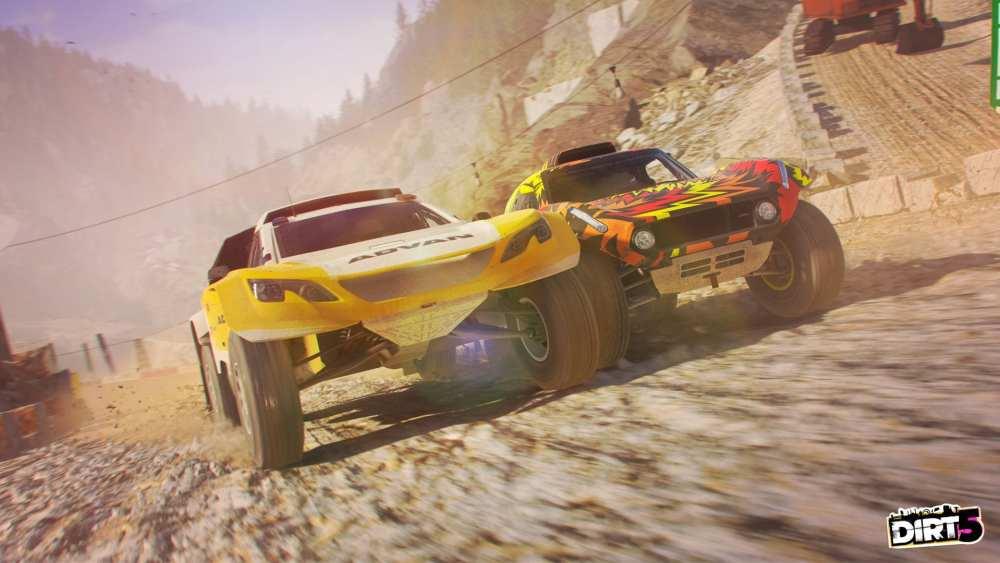 dirt 5, best sports/racing