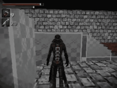 bloodborne demake