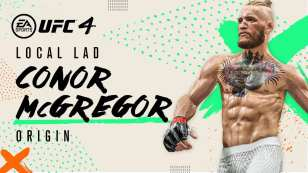 conor mcgregor, UFC4