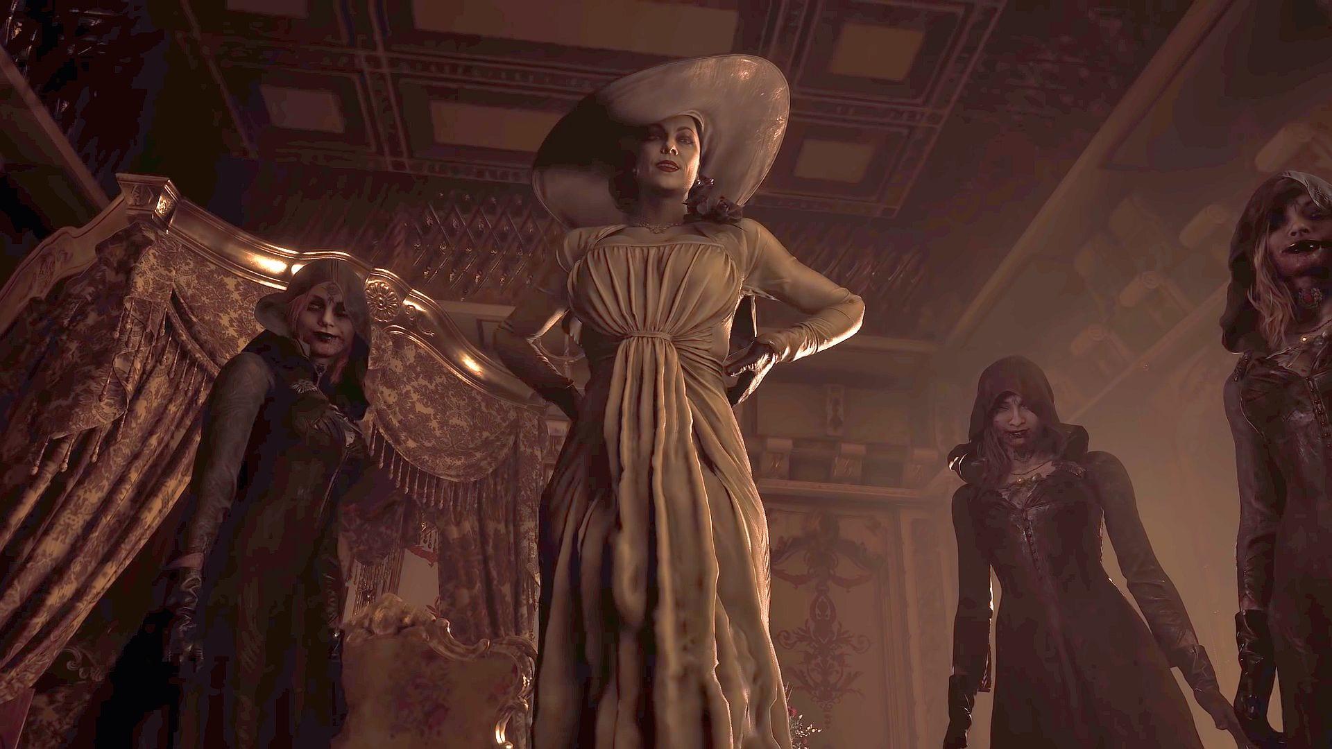 Resident Evil Village Gets New Trailer, Gameplay Details ...