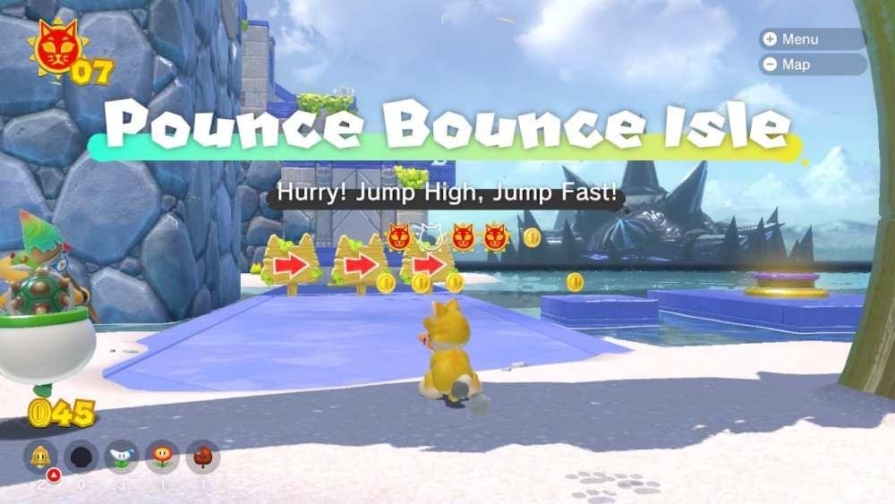 bounce isle shines