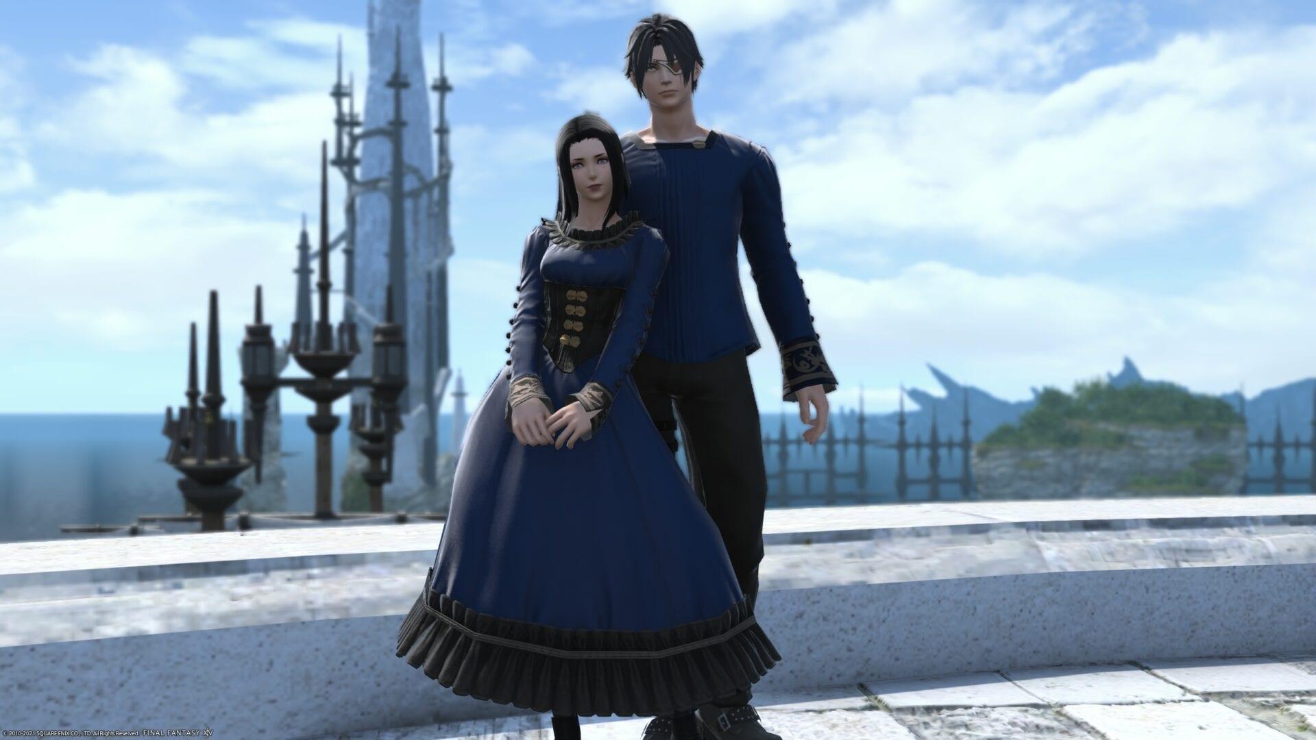 Final Fantasy XIV Endwalker Thavnair
