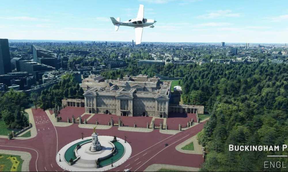 Microsoft Flight Simulator UK & Ireland World Update ...