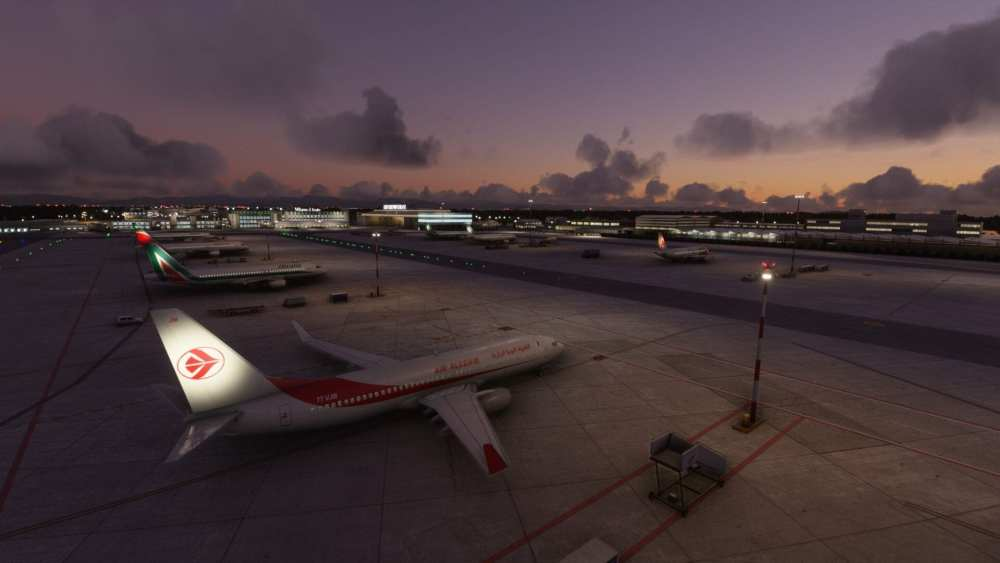 Microsoft Flight Simulator Milano Linate Review