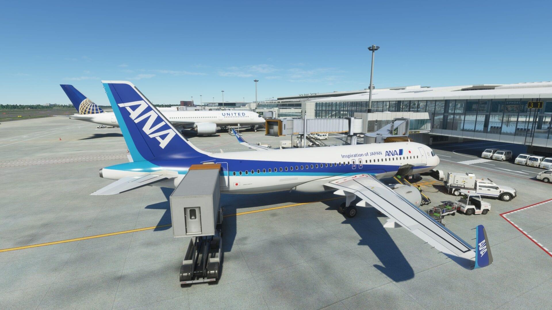 Tokyo Narita Airport For Microsoft Flight Simulator Critic Review