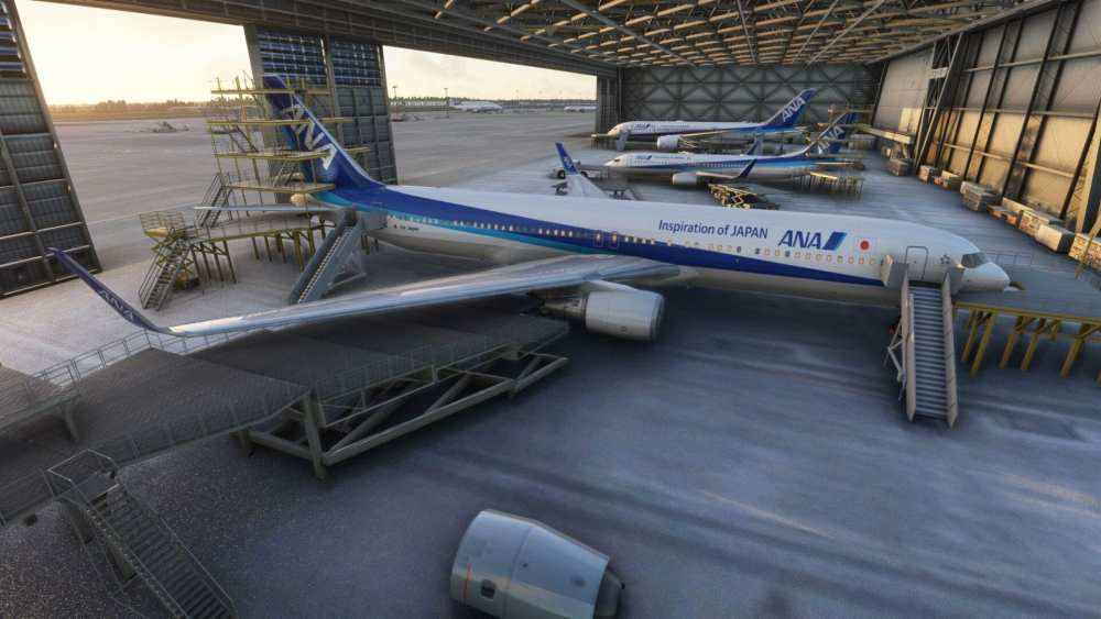 Microsoft Flight Simulator Tokyo Narita Airport Review