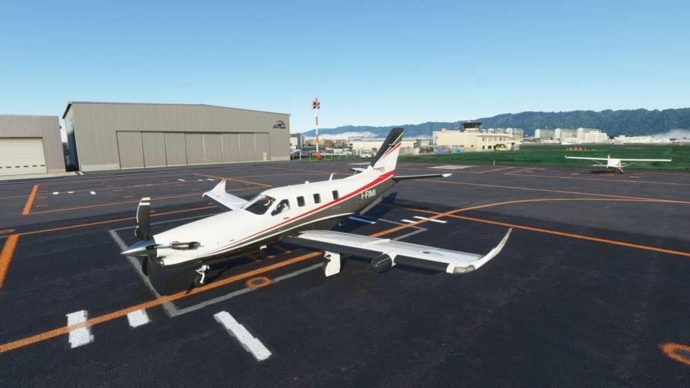 Microsoft Flight Simulator Yao Airport Review