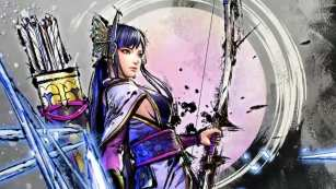 Samurai Warriors 5 Nouhime