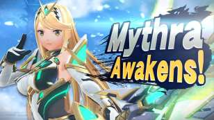 Smash Ultimate Mythra Pyra
