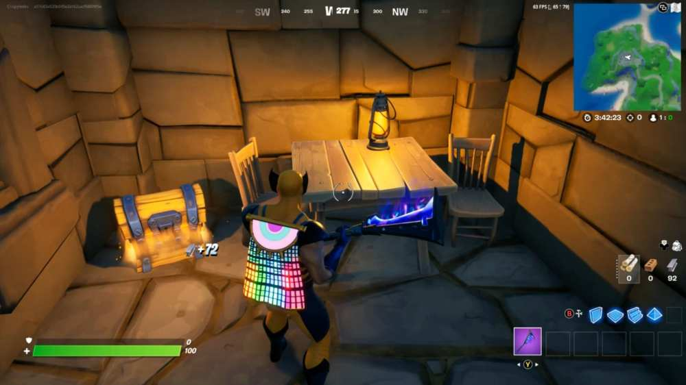 fortnite grimble love potion location fort crumpet