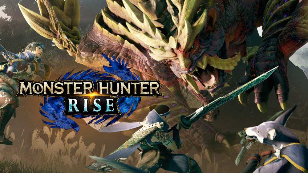 Monster Hunter Rise, upcoming Co-op games 2021