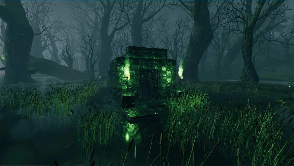 valheim swamp key, valheim sunken crypt