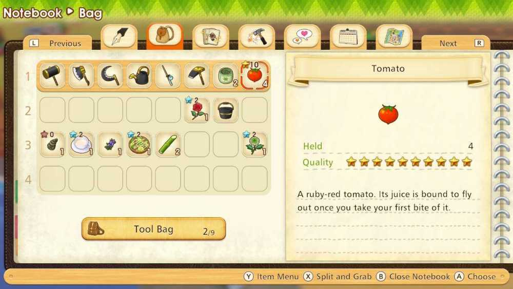 story of seasons pioneers of olive town crop quality