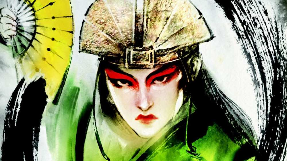 Avatar series Rise of Kyoshi