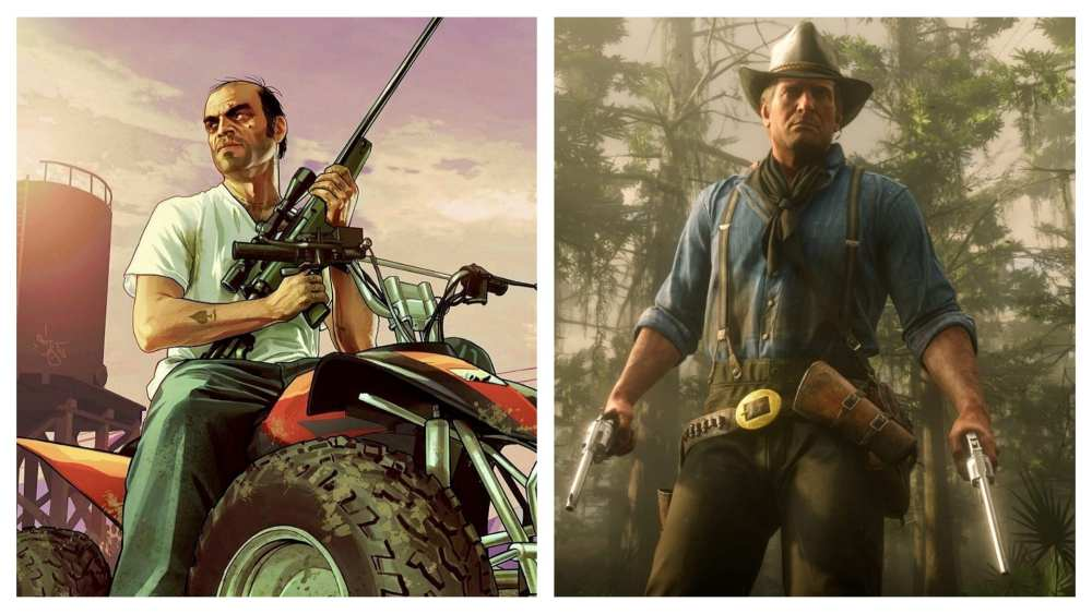DLC, Red Dead Redemption 2, Grand Theft Auto V
