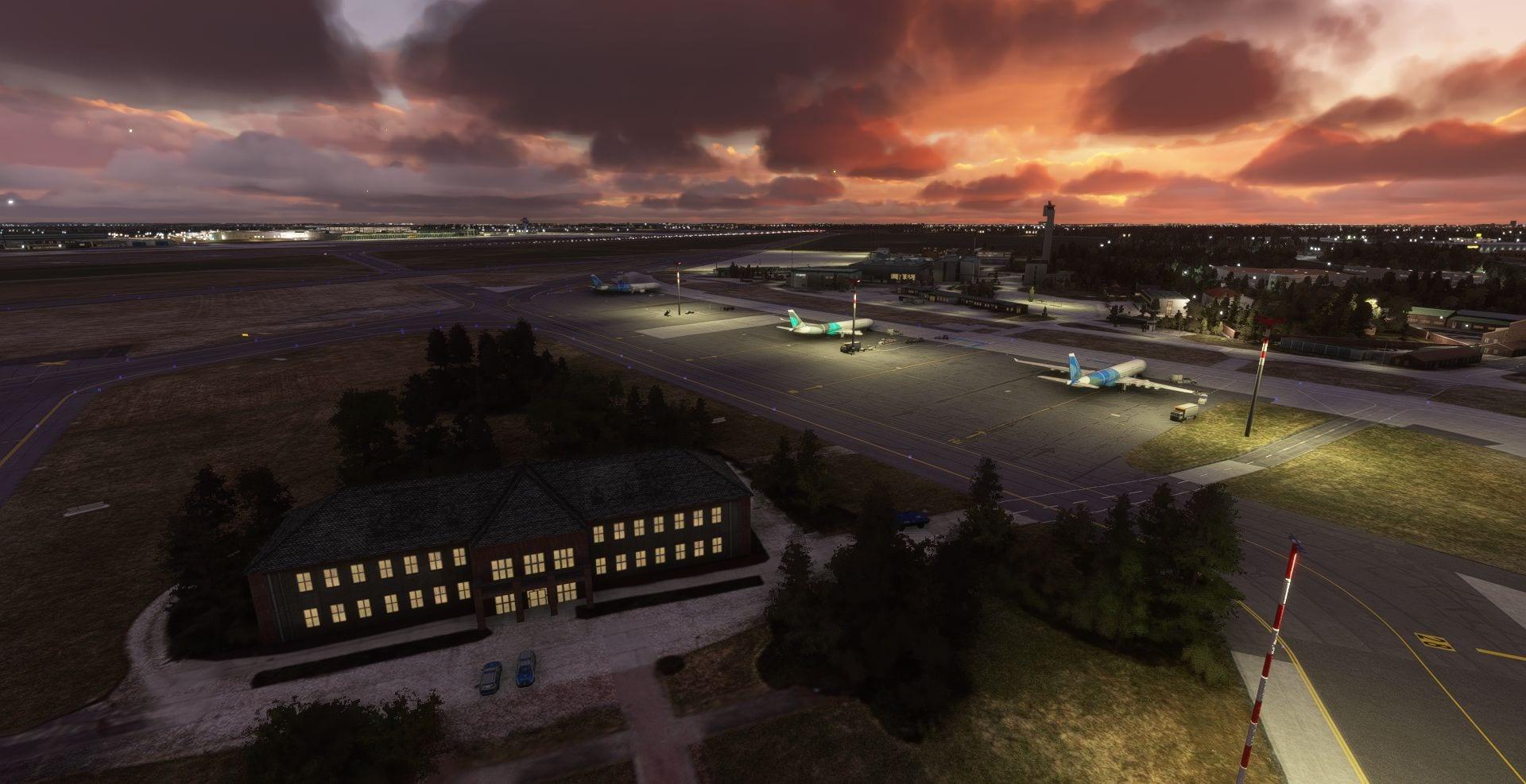 Microsoft Flight Simulator Berlin